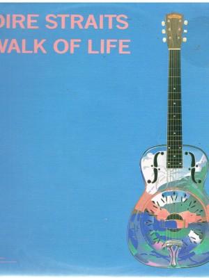 dire straits walk of life