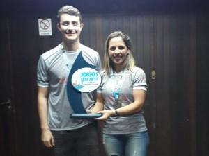 DOMINÓ DUPLA - Empresa Campeã 2019