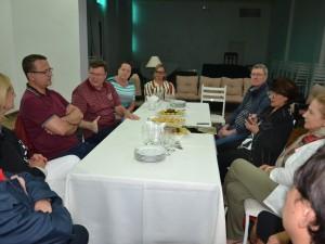 Reunião também serviu para aprovação do cardápio da Cervejaria do Galo (1)