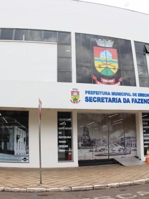 Secretaria da Fazenda Erechim