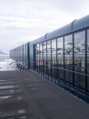 Base brasileira Antártica