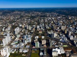 Erechim Cidade Panoramica