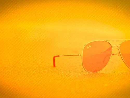 Óculos de sol verão