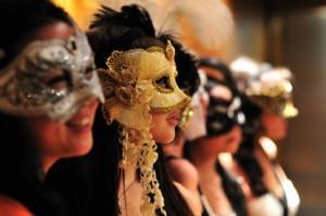 baile de mascaras mascara festa