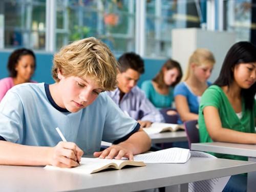 estudantes estudando estudar