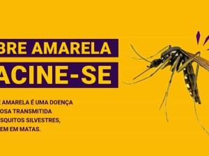 febre amarela vacinacao
