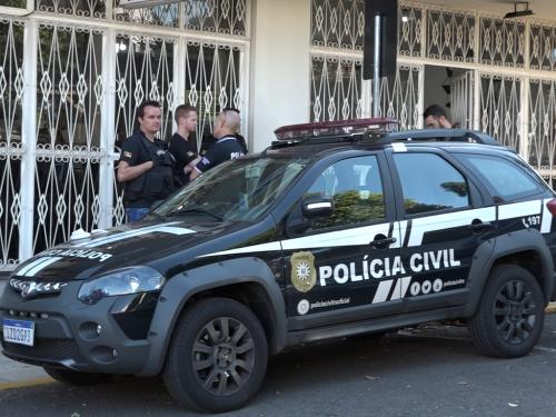 policia civil operação