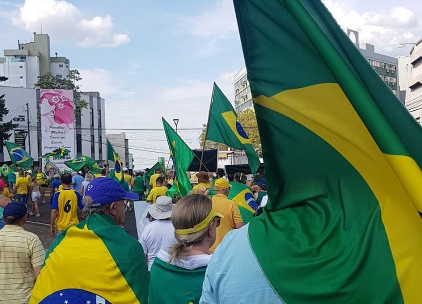 protesto brasil manifestacao