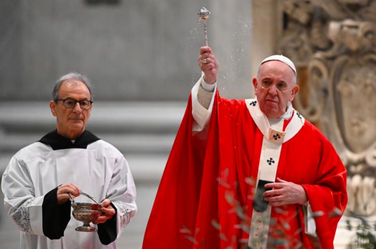 benção papa