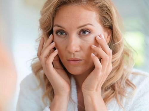 envelhecimento facial mulher pele beleza