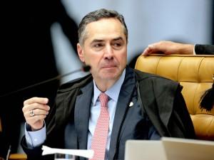 ROBERTO BARROSO MINISTRO STF