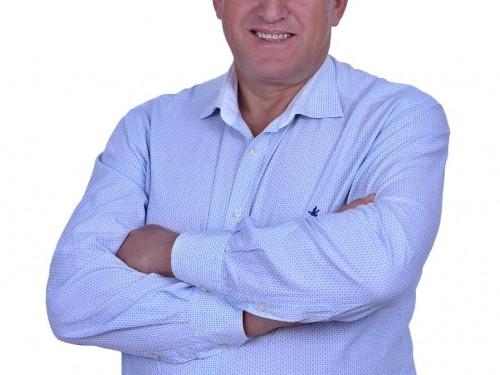 Gabriel-Jevinski - candidato a prefeito