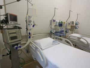 leito UTI saúde hospital