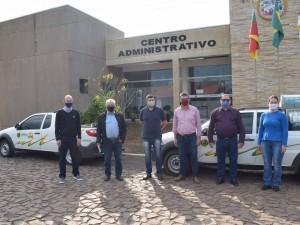 Entrega das mudas deárvores foi realizada na sexta-feira, 17.