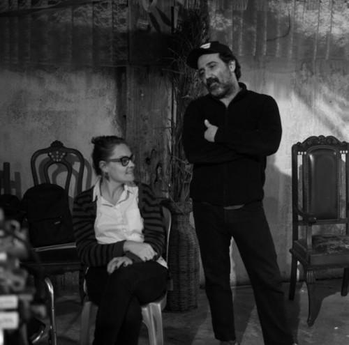 Com Diretor Geral de Coisa Mais Linda, Caíto Ortiz nas filmagens do Casamento. Foto: Aline Arruda