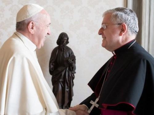 Papa-Francisco-escolhe-Dom-Giambattista-para-Nuncio-no-Brasil-Bernadete-Alves